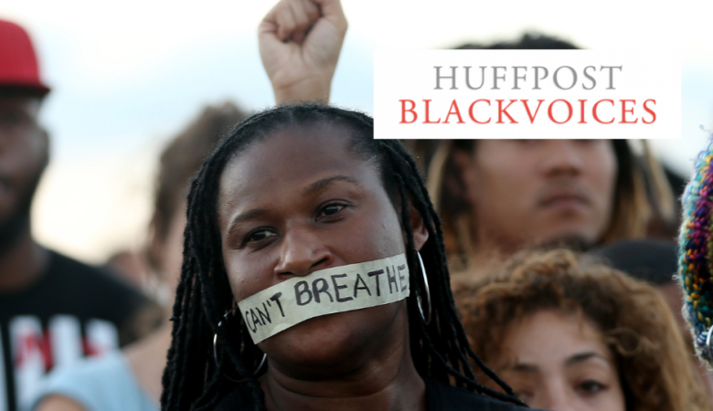 The Rallying Cry: 'I Can't Breathe'